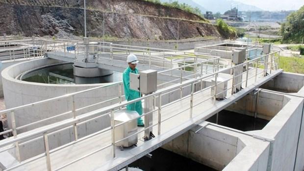 Accord entre Hanoi et une entreprise americaine sur le traitement des eaux usees hinh anh 1