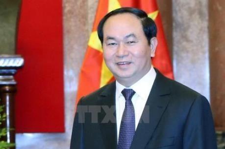 Le Japan Times publie l'article du president vietnamien Tran Dai Quang sur l'APEC hinh anh 1