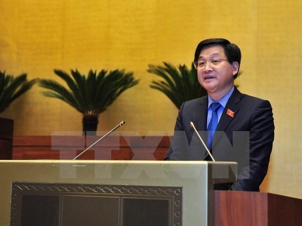 AN : les deputes discutent de la lutte contre la criminalite et la corruption hinh anh 1