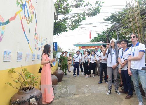 L'APEC 2017 sur la presse internationale hinh anh 1