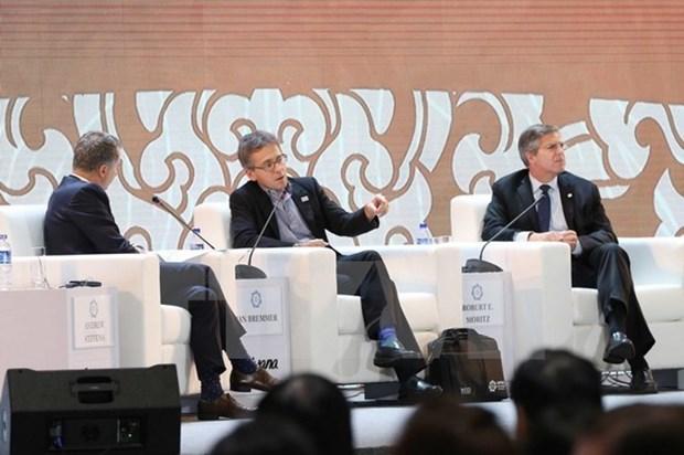 APEC 2017 : discussion de plusieurs questions efficaces pour la communaute des entreprises hinh anh 1