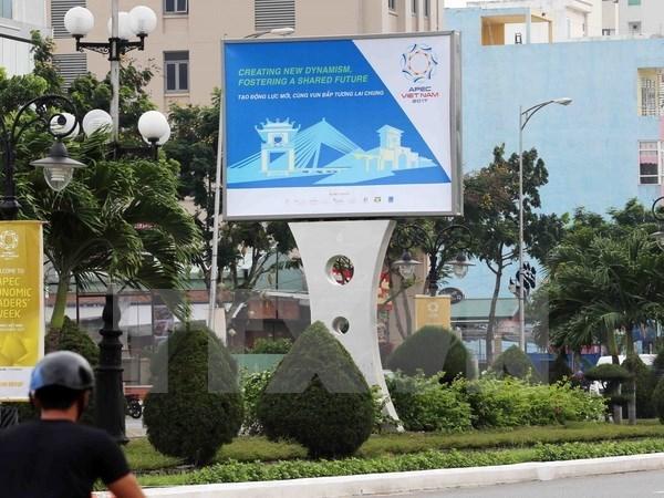 Le Financial Times apprecie les preparatifs de l'APEC 2017 hinh anh 1
