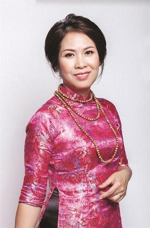 Deux femmes d'affaires vietnamiennes a l'honneur lors de l'APEC hinh anh 1
