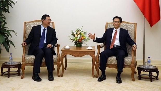 Vietnam - Chine : Vers une cooperation accrue dans la culture hinh anh 1
