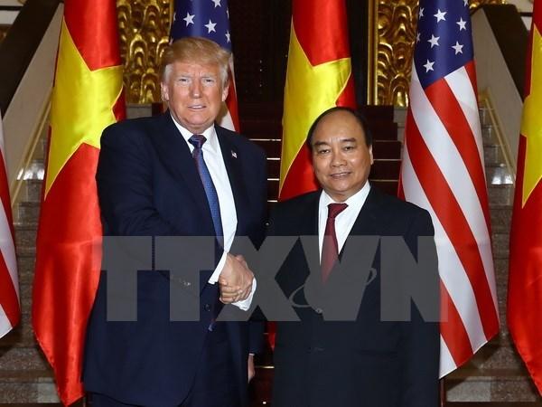 Le Vietnam souhaite developper ses relations avec les Etats-Unis hinh anh 1