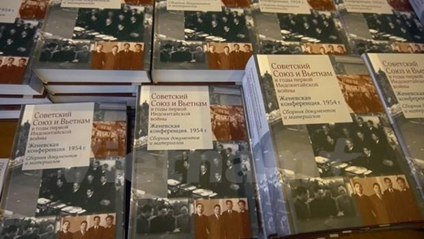 Un livre sur la premiere guerre d'Indochine publie en Russie hinh anh 1