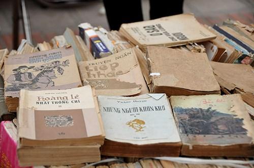 Bientot la Foire aux livres anciens de Hanoi hinh anh 1