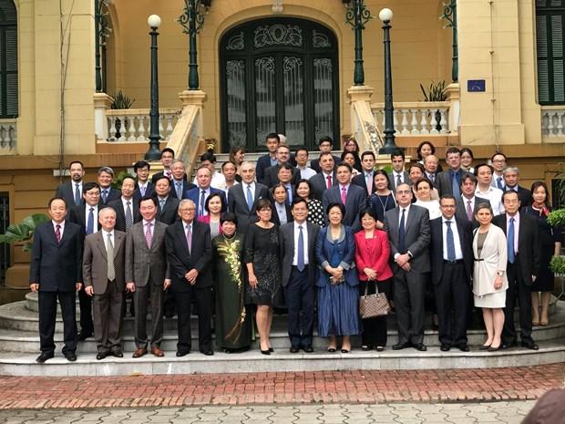 Vingt ans depuis le 7e Sommet de la Francophonie au Vietnam : regard retrospectif et perspectives hinh anh 2