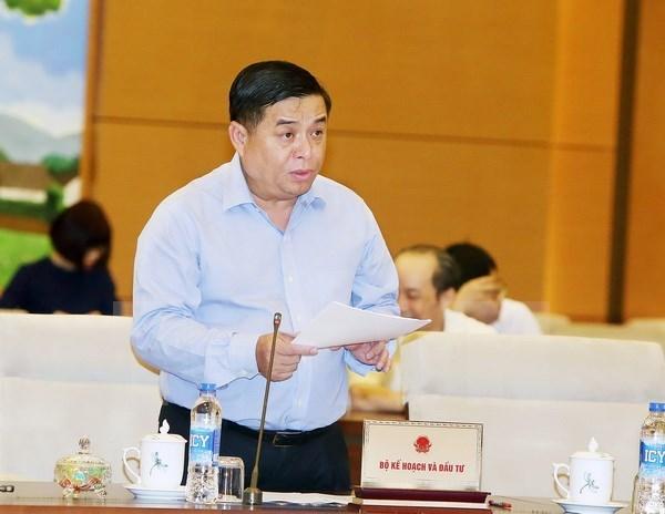 AN : le ministre du Plan et de l'Investissement se soumet aux interpellations des deputes hinh anh 1