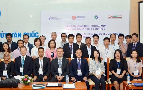 Forum sur les perspectives climatiques de l'ASEAN a Hanoi hinh anh 1