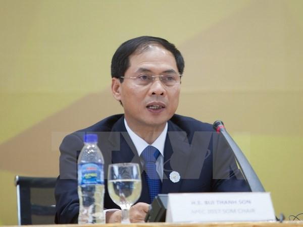Publication des resultats de l'APEC aux organes de representation etrangers a Hanoi hinh anh 1