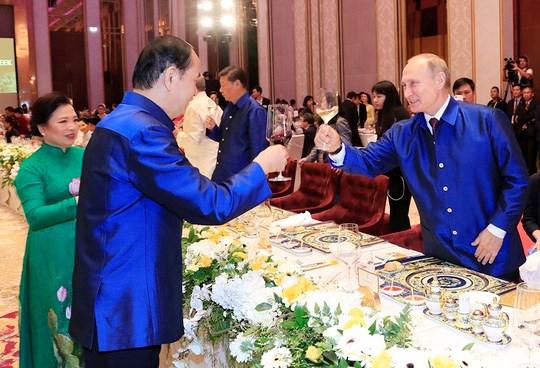 Vu de Russie: L'importance du Vietnam dans la politique etrangere russe hinh anh 1