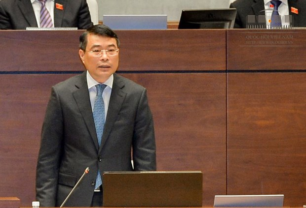 Le gouverneur de la Banque d'Etat poursuit ses reponses aux interpellations hinh anh 1