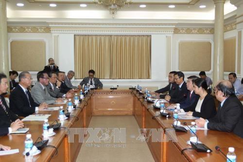 HCM-Ville et Hokkaido renforcent leur cooperation dans l'agriculture hinh anh 1