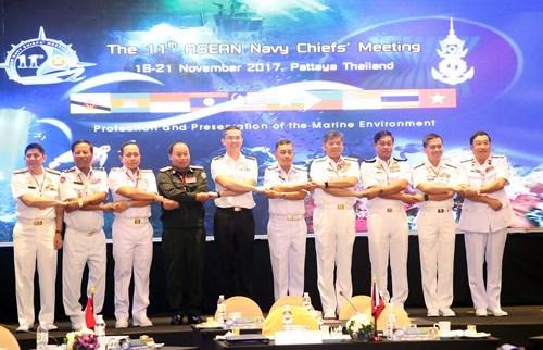 Le Vietnam participe a de grands evenements des Marines de l'ASEAN hinh anh 2