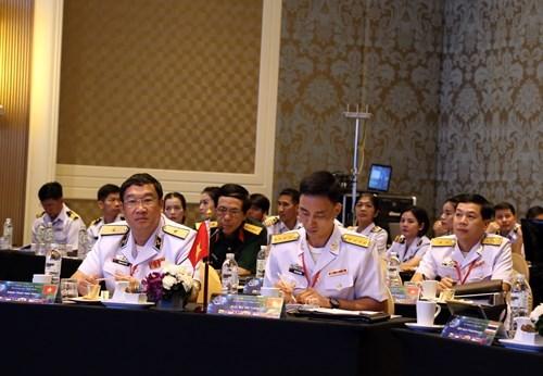 Le Vietnam participe a de grands evenements des Marines de l'ASEAN hinh anh 3