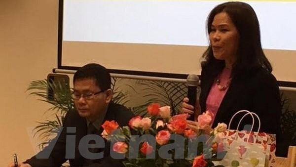Celebration des 55 ans des relations vietnamo-laotiennes aux Pays-Bas hinh anh 1