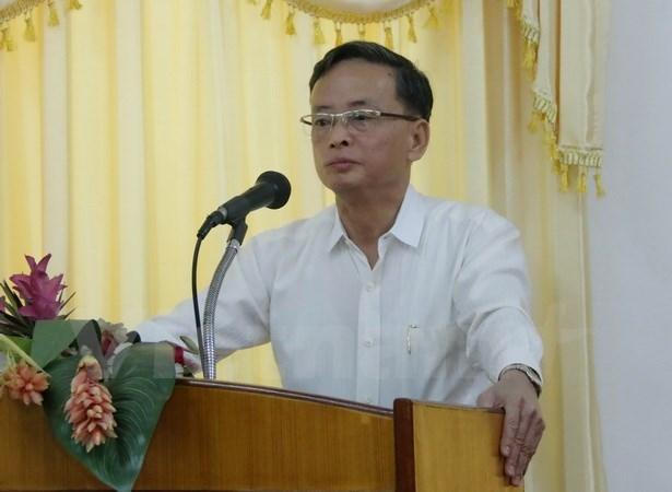 Cours de formation sur les competences en relations publiques au Laos hinh anh 1