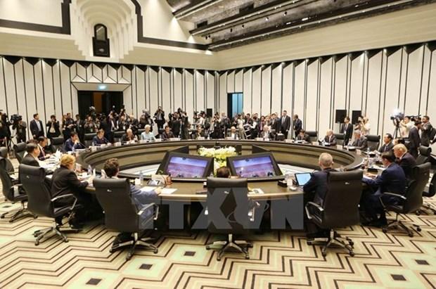 APEC: le journal singapourien apprecie le processus de Renouveau du Vietnam hinh anh 1