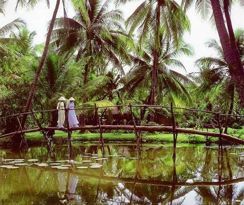 Delta du Mekong : deux ouvrages formidables de fabrication paysanne hinh anh 1