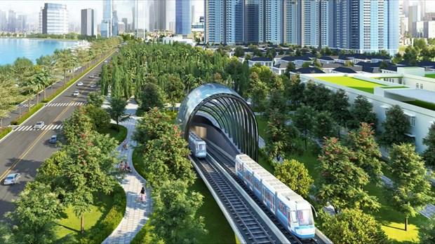 Le Danemark lance un concours sur le concept de ville verte au Vietnam hinh anh 1