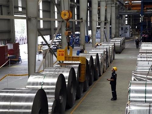 Les exportations de produits siderurgiques en Arabie saoudite augmentent de 17 fois hinh anh 1