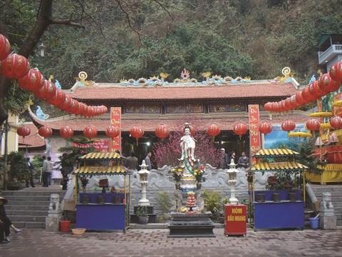 La pagode de Long Tien, une destination incontournable hinh anh 1
