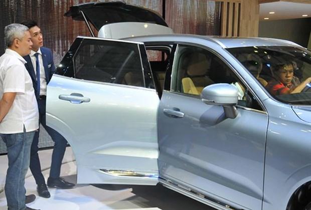 Vehicules importes au Vietnam: la Thailande et l'Indonesie conservent leur trone hinh anh 1