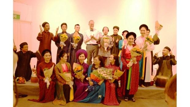 L'ame de la poesie allemande dans l'ancienne musique vietnamienne hinh anh 1