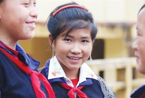 Yen Bai : La lutte acharnee pour convaincre les enfants d'aller a l'ecole hinh anh 1