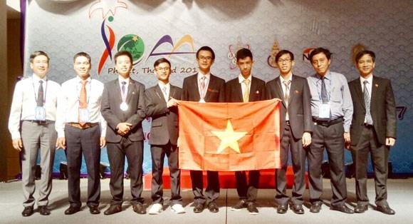 Le Vietnam prime aux Olympiades internationales d'astronomie et d'astrophysique hinh anh 1