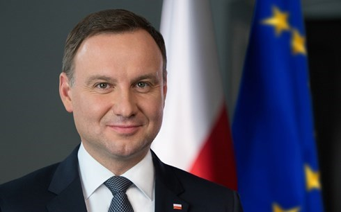 Le president polonais attendu au Vietnam hinh anh 1