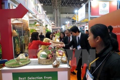 Le Vietnam participe a l'exposition alimentaire SIAL InterFood 2017 en Indonesie hinh anh 1