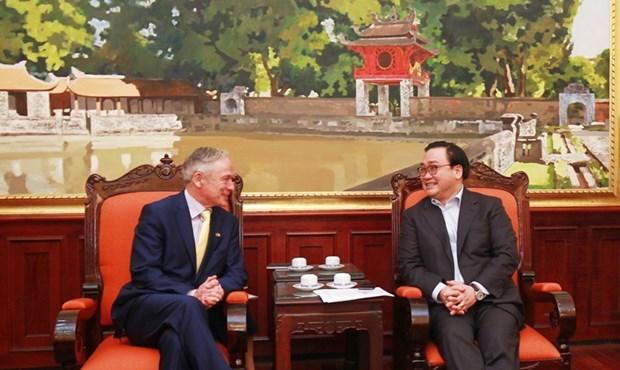 Promotion des relations de cooperation Vietnam-Irlande hinh anh 1