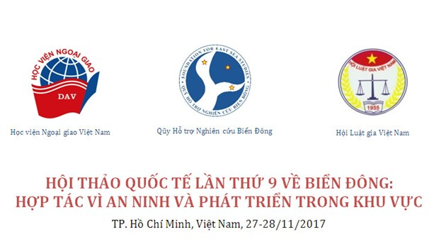 Ouverture de la 9e conference internationale sur la mer Orientale 2017 hinh anh 1