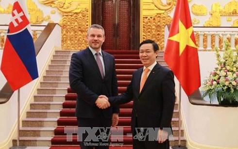 Accelerer la promotion commerciale et d'investissement Vietnam-Slovaquie hinh anh 1