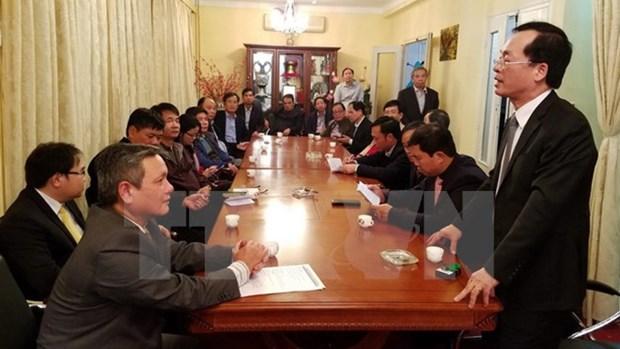 Vietnam et Algerie doivent promouvoir leur cooperation hinh anh 1