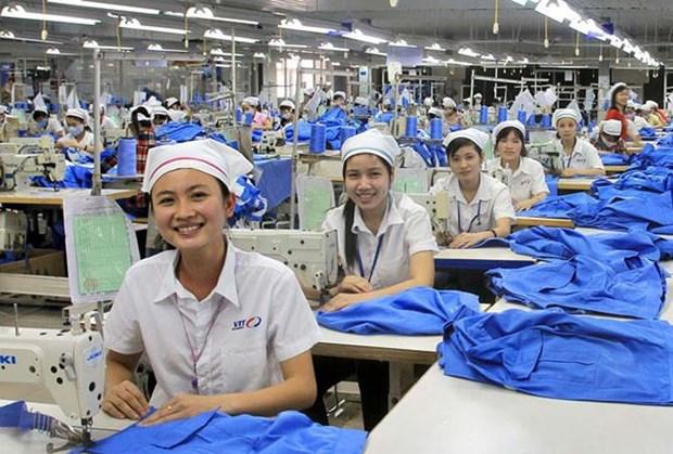 Bonne croissance de l'industrie textile prevue en 2018 hinh anh 1