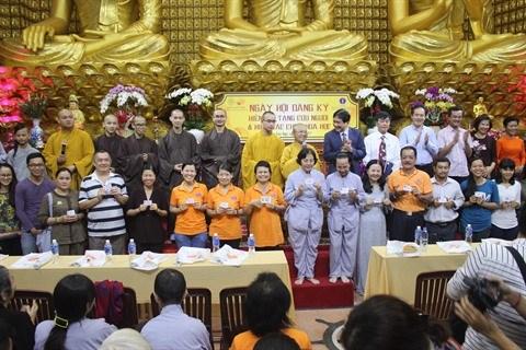 Ho Chi Minh-Ville : Le consentement au don d'organes et de tissus hinh anh 1