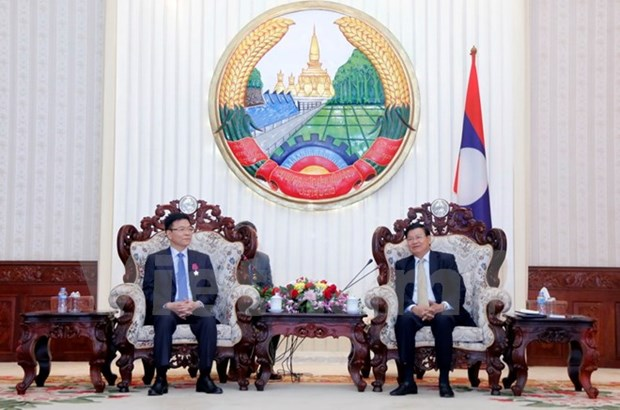 Developpement de la cooperation judiciaire Vietnam-Laos hinh anh 1