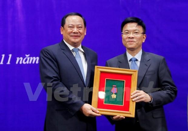 Developpement de la cooperation judiciaire Vietnam-Laos hinh anh 3