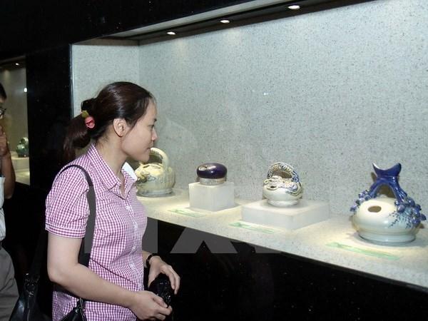 Vinh Long: Une exposition met en lumiere la tradition de chique de betel au Vietnam hinh anh 1