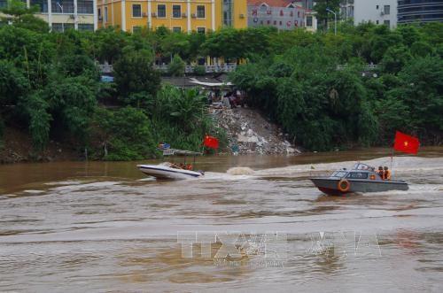 Le Vietnam et la Chine lancent une campagne de lutte contre la contrebande hinh anh 1