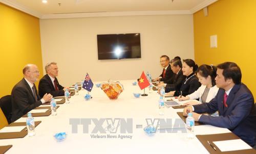 Vietnam-Australie : promouvoir les echanges entre les deux peuples hinh anh 1