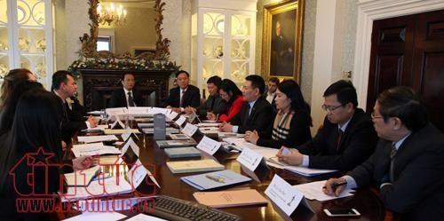 Le Vietnam et le Royaume-Uni renforcent leur cooperation d'audit hinh anh 1