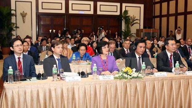 Elaboration de la vision pour le partenariat integral Asie-Europe au 21eme siecle hinh anh 1