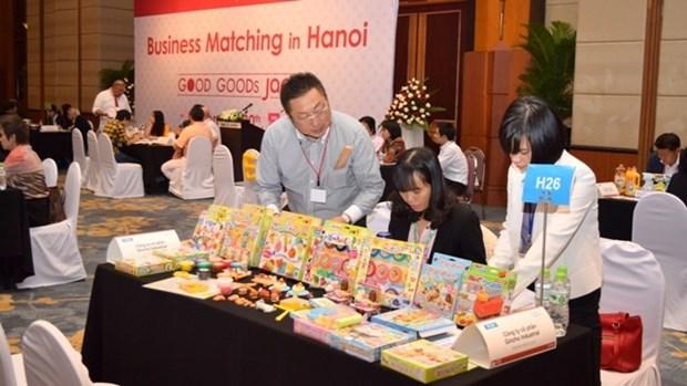 JETRO : renforcement des liens entre les entreprises vietnamiennes et japonaises hinh anh 1
