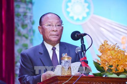 Le Cambodge celebre les 39 ans du Front uni national pour le salut du Kampuchea hinh anh 1