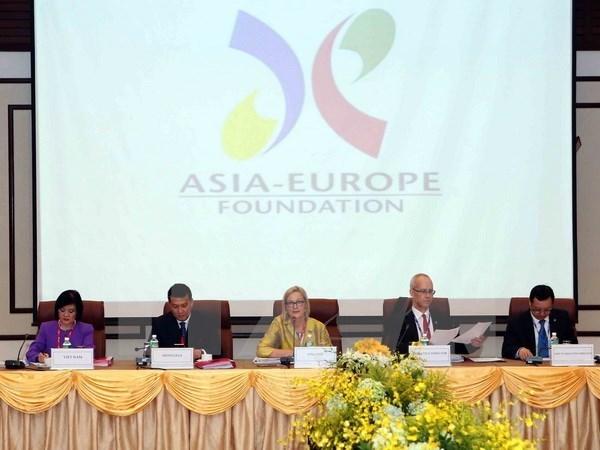 L'ASEF doit contribuer au partenariat Asie-Europe hinh anh 1