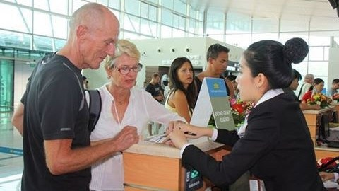 Vietnam: L'octroi de l'e-visa aux ressortissants de six pays hinh anh 1